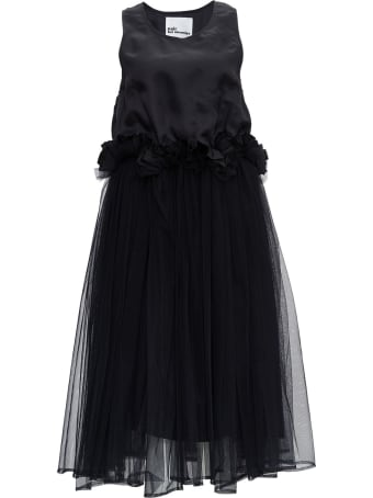 Noir Kei Ninomiya Tulle Dress