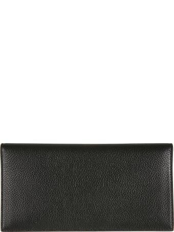 Balenciaga Cash Vertical Long Wallet