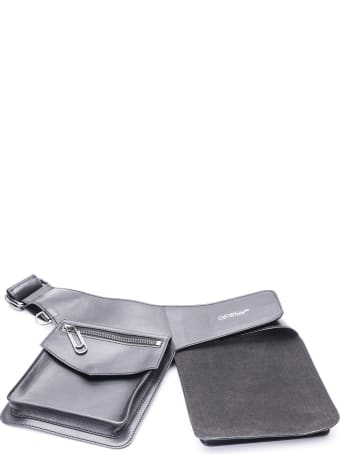 Off-White Off-white Leather Belt Pack