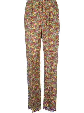 M Missoni All-over Printed Trousers