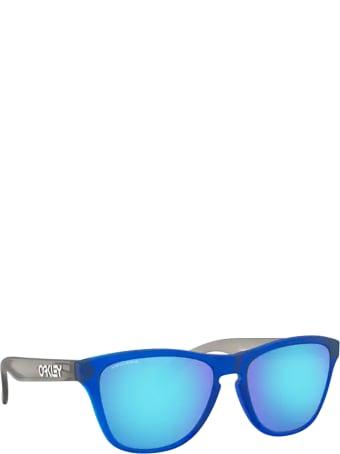 Oakley Oakley Oj9006 Matte Translucent Sapphire Sunglasses