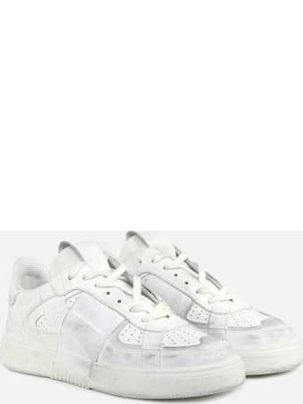 Valentino Garavani Vl7n Low-top Sneakers In Leather