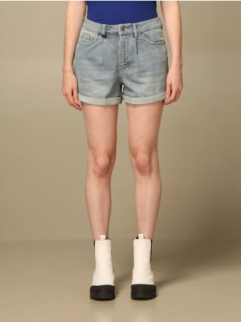 Armani Collezioni Armani Exchange Short Short Women Armani Exchange