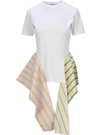 J.W. Anderson Jw Anderson Handkerchief Drape T-shirt