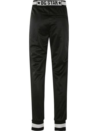 Dolce & Gabbana Dg Star Trousers