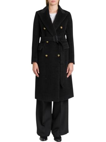 Tagliatore Jole Double-breasted Coat