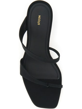 Neous Sika Sandals In Grosgrain