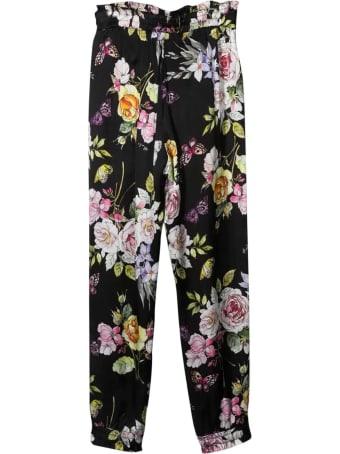 Monnalisa Floral Trousers