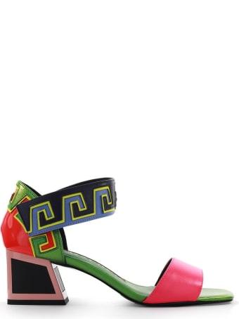 Kat Maconie Jackie Multibrights Sandal
