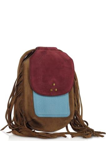 Jerome Dreyfuss Jerry Ocean Leather Shoulder Bag