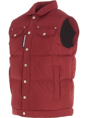 Dsquared2 'denim Jacket' Vest