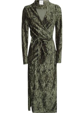 Black Coral Claire Dress