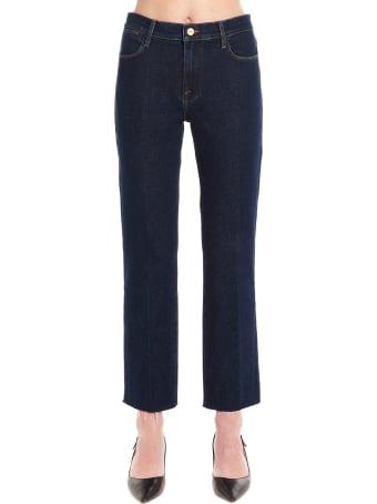 Frame 'le High Straight' Jeans