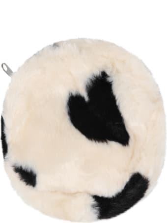 Catimini Ivory Bag For Girl