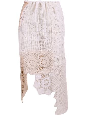 Marco Rambaldi Cotton Skirt