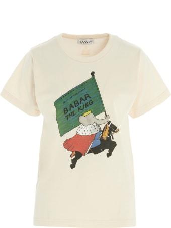 Lanvin 'babar The King' T-shirt