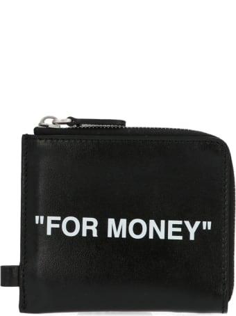 Off-White 'seasonal Logo' Wallet