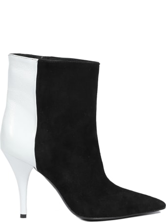 Alchimia Pointed Ankle Boots