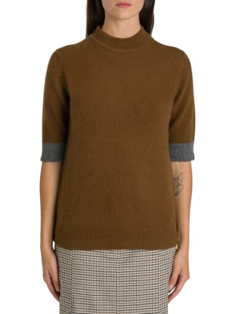 Eudon Choi Fini Jumper With Double Sleeves