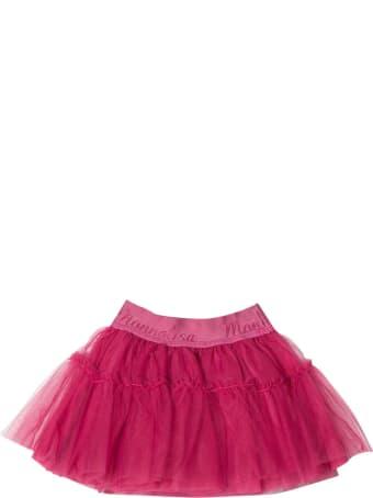 Monnalisa Fuchsia Miniskirt