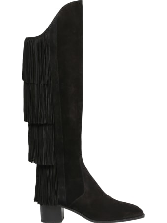 Christian Louboutin Boot Lion 55 Crosta