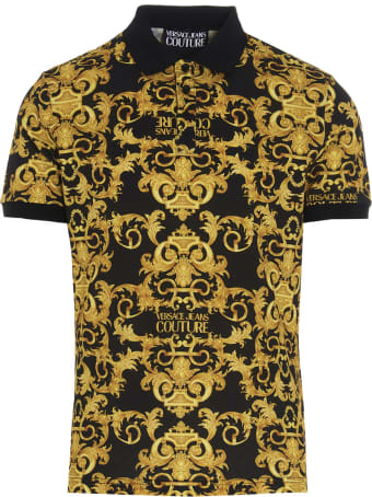 Versace Jeans Couture 'barocco' Polo