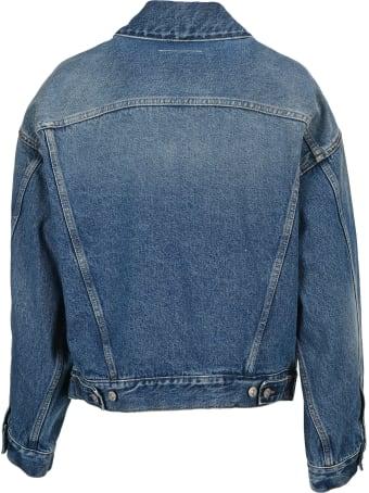 MM6 Maison Margiela Mm6 Denim Jacket