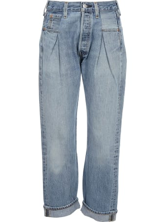 RE/DONE 40s Zoot Jeans