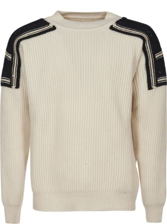 Jil Sander Embroidered Sweatshirt