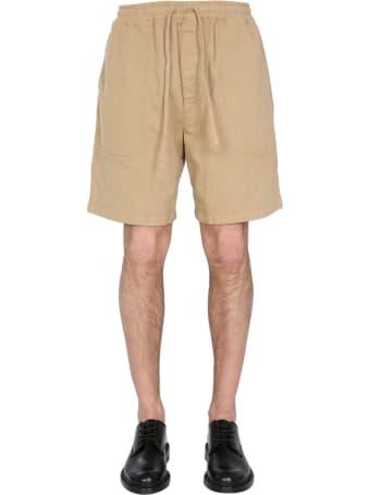 YMC Paisley Jacquard Shorts