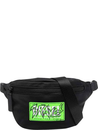Diesel Black Belt Bag