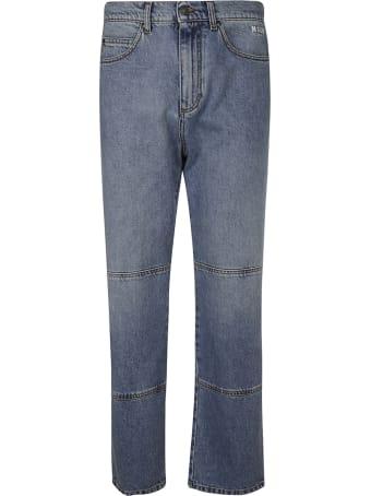 MSGM Straight Leg Jeans