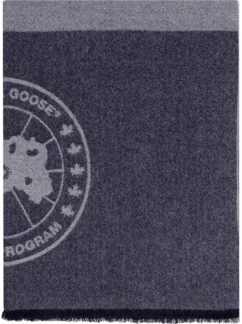 Canada Goose Wool Scarf - Black Label