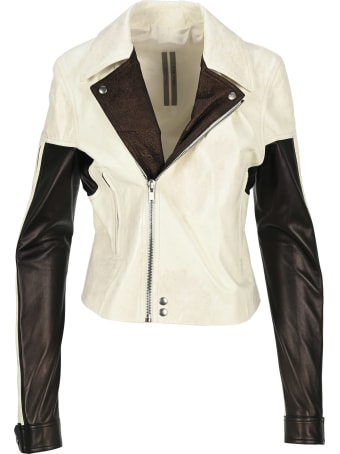 Rick Owens Dracubiker Leather Jacket