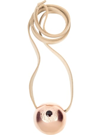 Bjørg Bjorg The Grand Illusion Big Eyeball Women's Necklace
