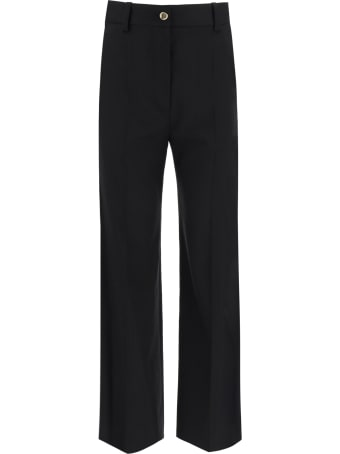 Patou Trousers In Virgin Wool