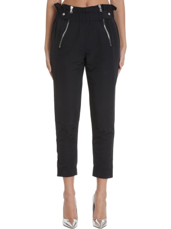 RTA Pants In Black Cotton