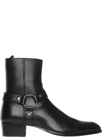 Saint Laurent 'wyatt' Shoes