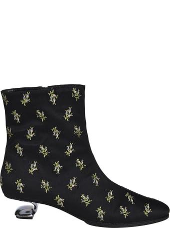 Nicole Saldana Yenna Ankle Boots