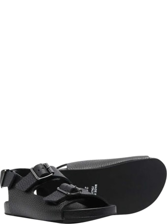 Gallucci Flat Sole Sandals