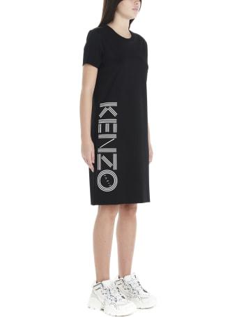 Kenzo 'sport Logo' Dress