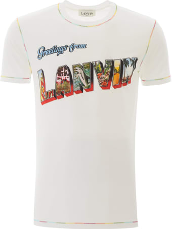 Lanvin Greetings T-shirt