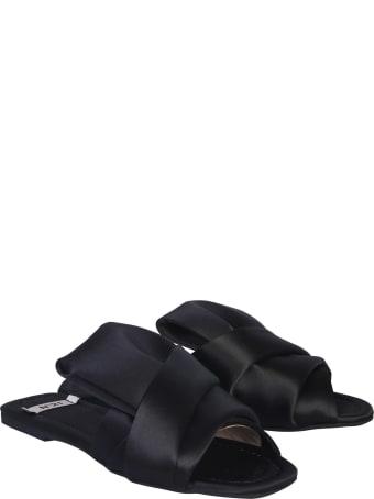 N.21 Satin Sandals