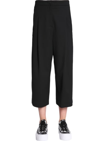 McQ Alexander McQueen Cropped Trousers