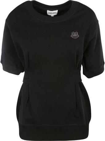 Kenzo Waisted Sweatshirt