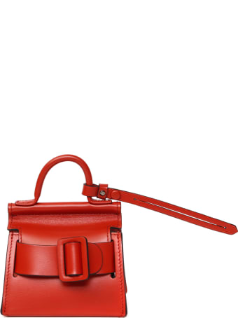 BOYY Karl Red Leather Charm