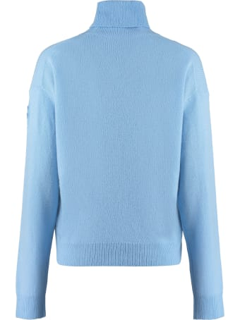 Moncler Genius Virgin Wool And Cachemire Turtleneck Pullover