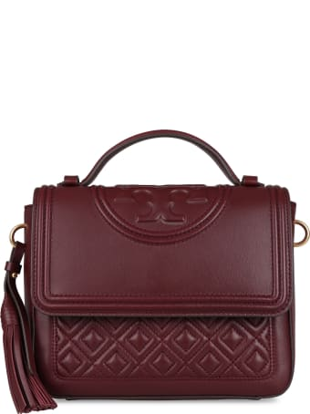 Tory Burch Fleming Leather Handbag