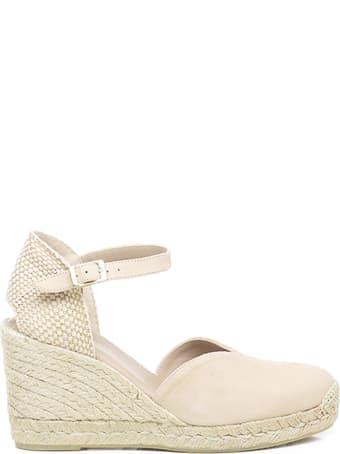 Paloma Barceló Paloma Barcelo Suede Wedge Sandals