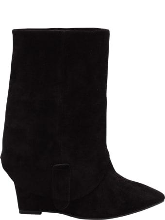 Islo 'maga' Leather Boots